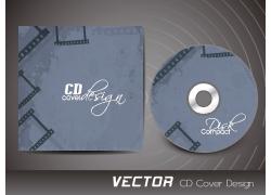 创意CD盒封面设计