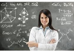 化学美女老师