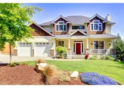 高档别墅房子图片