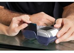 刷卡消费图片