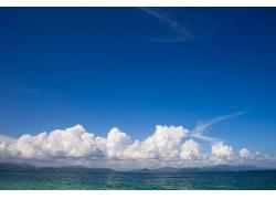碧海蓝天风景
