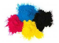 彩色颜料粉