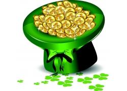 帽子里的金币