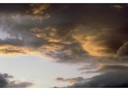 美丽天空云层风景