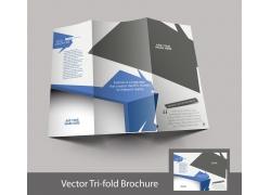 商务宣传折页设计图片