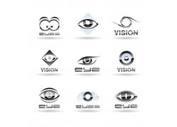 眼睛logo设计