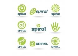 螺旋logo设计