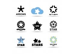 五角星logo设计