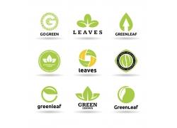 生态环保logo设计