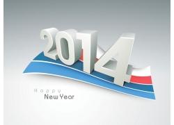 2014马年立体字