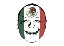 墨西哥人脸