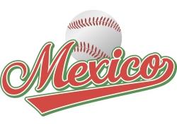 墨西哥棒球图案