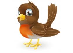 可爱卡通小鸟图片