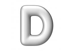 字母D设计