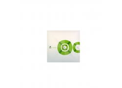 绿色科技圆圈背景