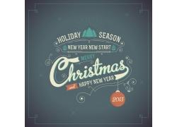 2013圣诞艺术字体设计