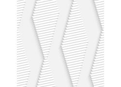 立体几何图形条纹背景