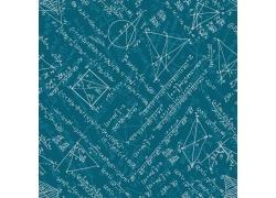 数学公式背景