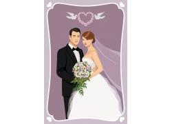 婚纱照漫画