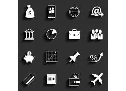 旅游打折优惠机票图标按钮图片