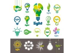 灯泡logo设计图片