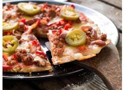 墨西哥披萨饼