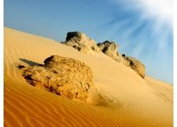沙漠主题风景