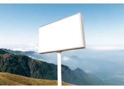 城郊高速公路广告牌