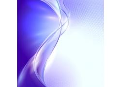 蓝色和淡紫色抽象背景