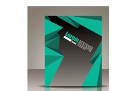 漂亮的商务手册封面设计图片