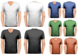 男式T恤服饰设计