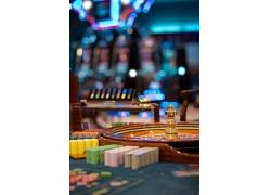 赌场赌博机背景
