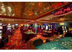 豪华赌博场所