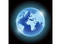 地球和世界地图图片