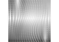金属立体背景设计
