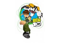 BEN动画片人物图片