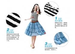 时尚女装细节展示