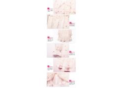 时尚雪纺女装细节展示图