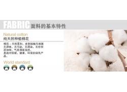 纯棉面料特性
