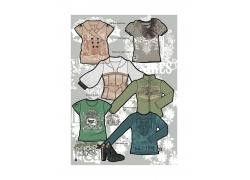 衬衫T恤设计