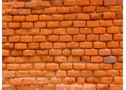 橘黄色墙壁背景