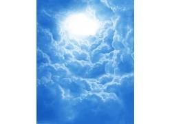 云层白云背景