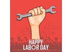 劳动节快乐海报设计