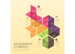 彩色PPT图表设计