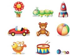 可爱卡通玩具图片