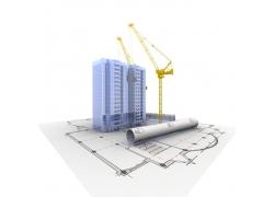 建筑平面图与3D效果图