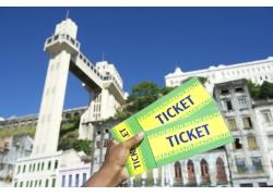 巴西世界杯门票
