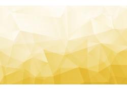 黄色三维梦幻背景设计