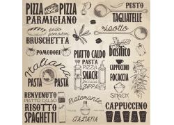 意大利广告素材设计