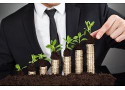 金融商业背景